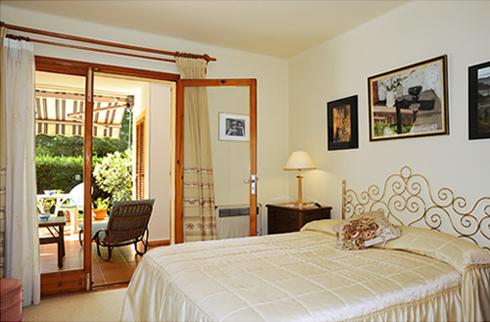 Main Bedroom of Three